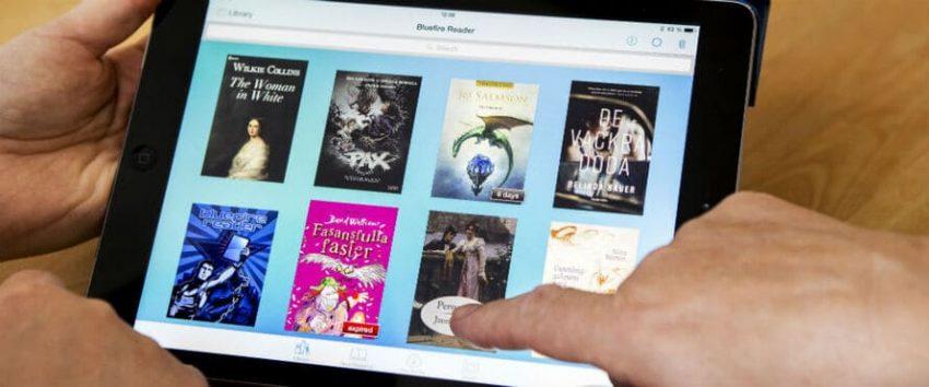 Handla böcker online